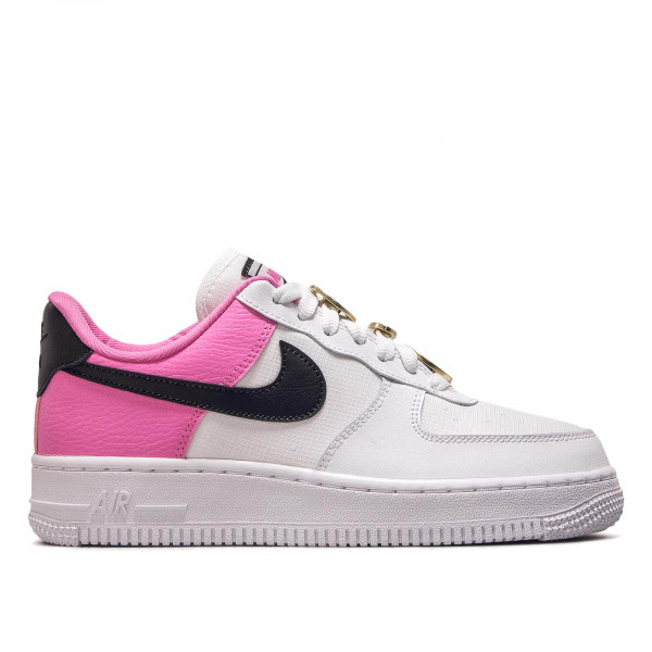Wmn Air Force 1 07 White Black Pink
