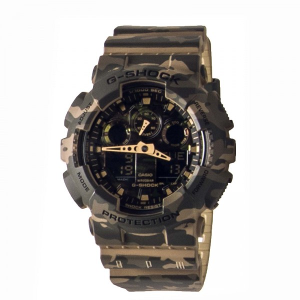G Shock X OPM Watch Collabo Camo