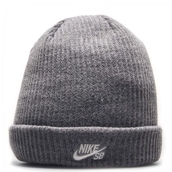Nike Beanie Fisherman Grey