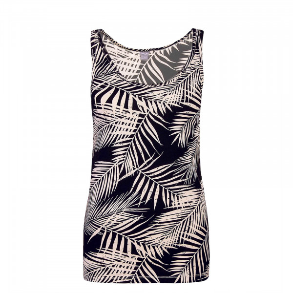 Iriedaily Wmn Top La Palma Black White