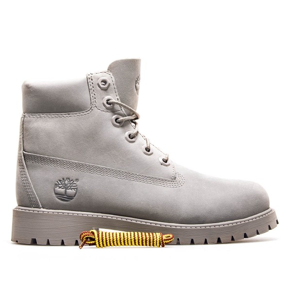 Timberland Wmn Boot 6IN PREM Grey
