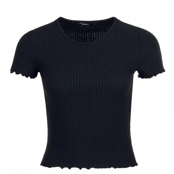 Damen T-Shirt Emma Black