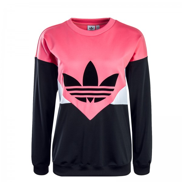 Adidas Wmn Sweat CLRDO Rosa Black