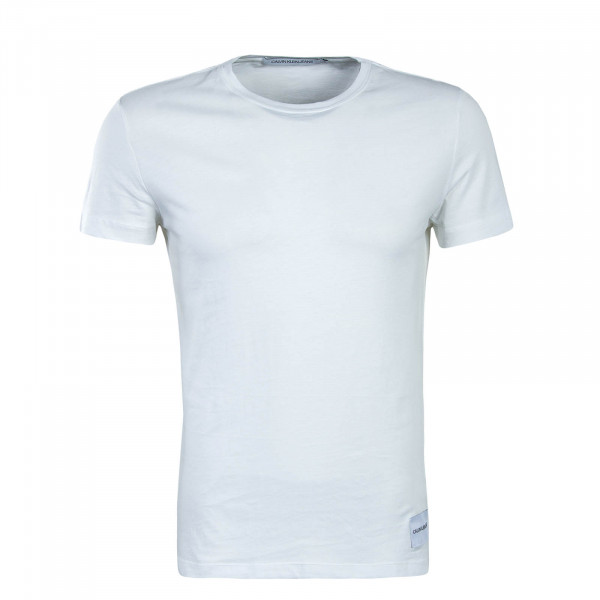 Herren T-Shirt Institutional Box White