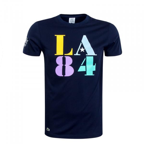 Herren T-Shirt TH4164 Navy Multi