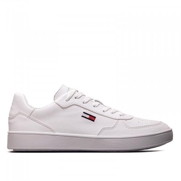 Damen Sneaker - Tommy Jeans Cupsole Sneaker - White