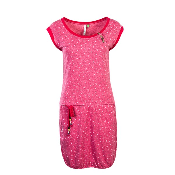 Ragwear Dress Giza Organic Pink
