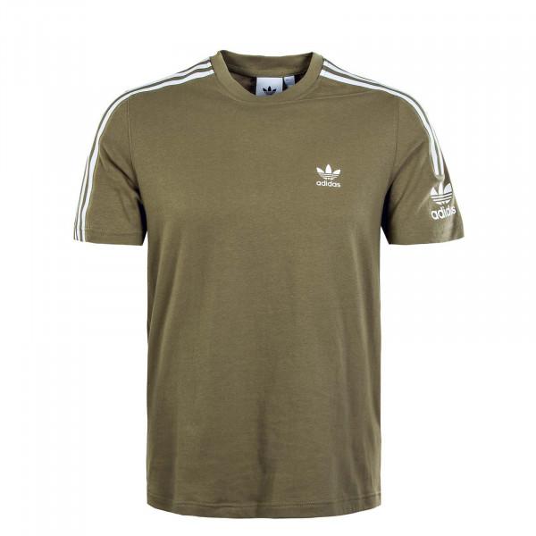 Herren T-Shirt - Tech H40349 - Green