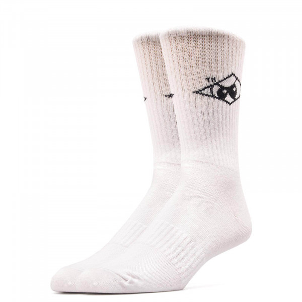 Unfair Socks Hash Sports White