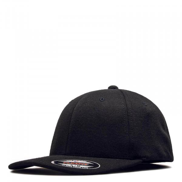 Cap Flexfit Double Jersey Black