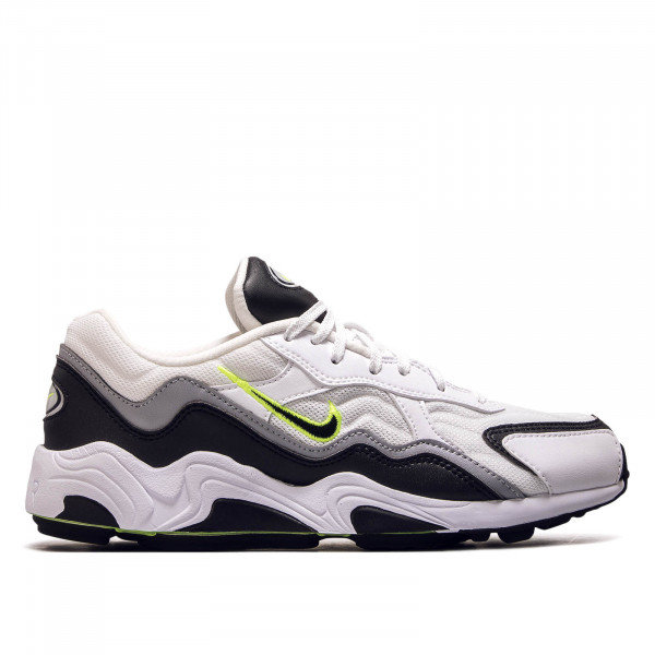 Herren Sneaker Air Zoom Alpha White Black Yellow