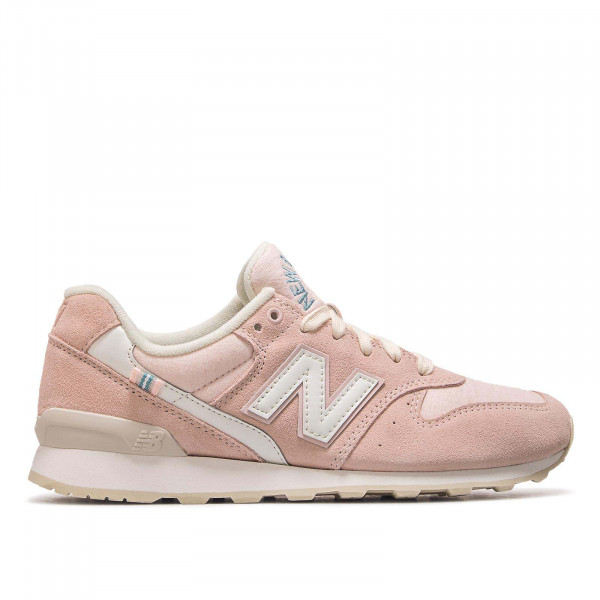 New Balance Wmn WR 996 YD Rose White