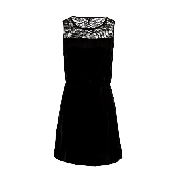 Only Dress Charlston Black
