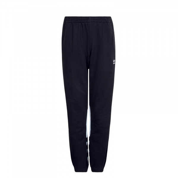 Damen-Jogginghose LRG Logo Black White