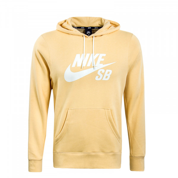 Herren T-Shirt SB Hoody Icon Yellow