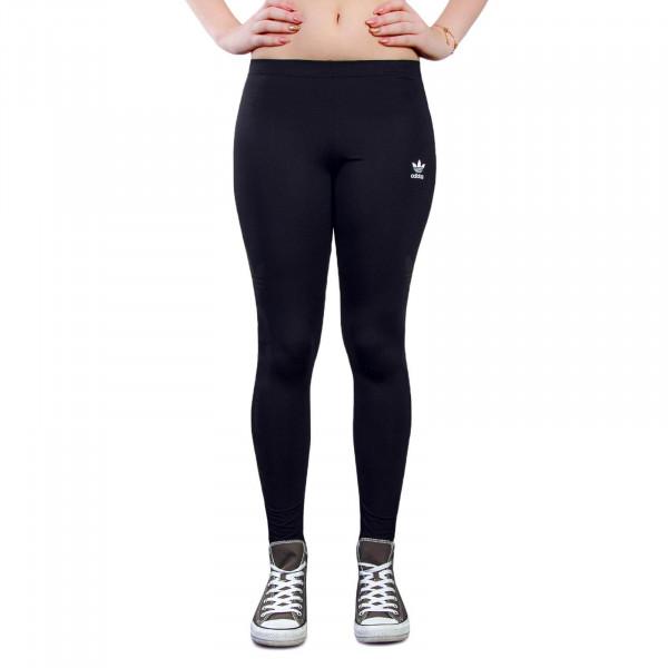 Adidas Wmn Leggings Tights Black