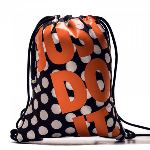 Gymbag 6389 Black White Orange