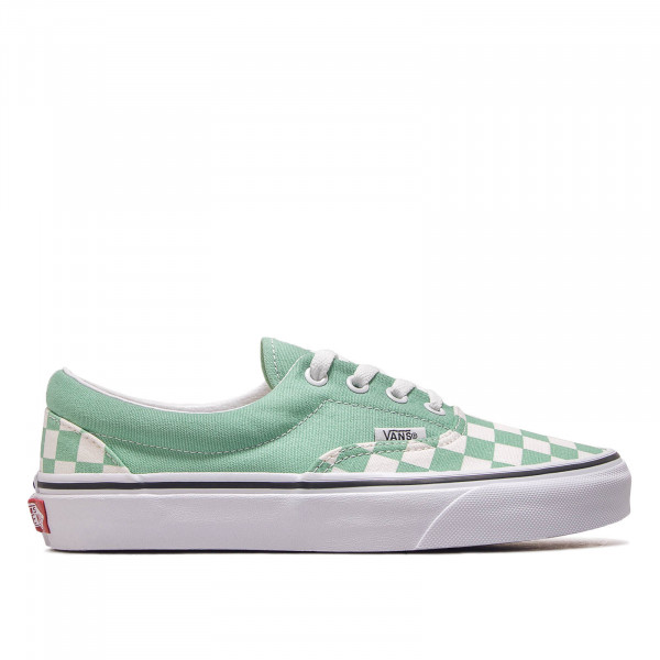Vans Wmn Era Check Green White