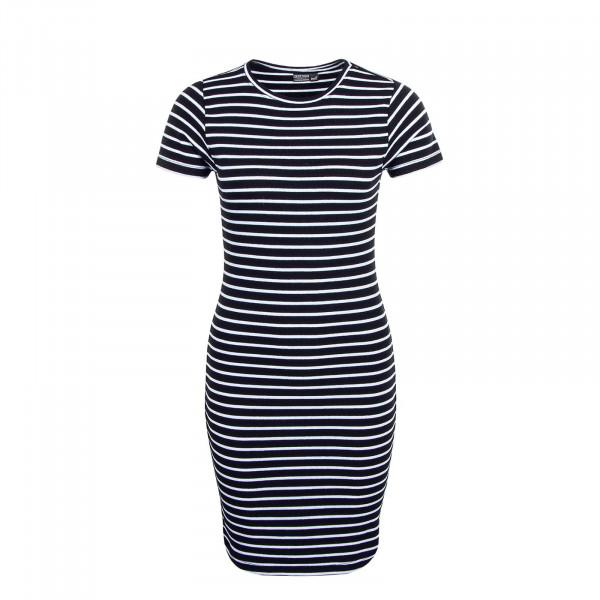 Kleid 30162 Stripe Black