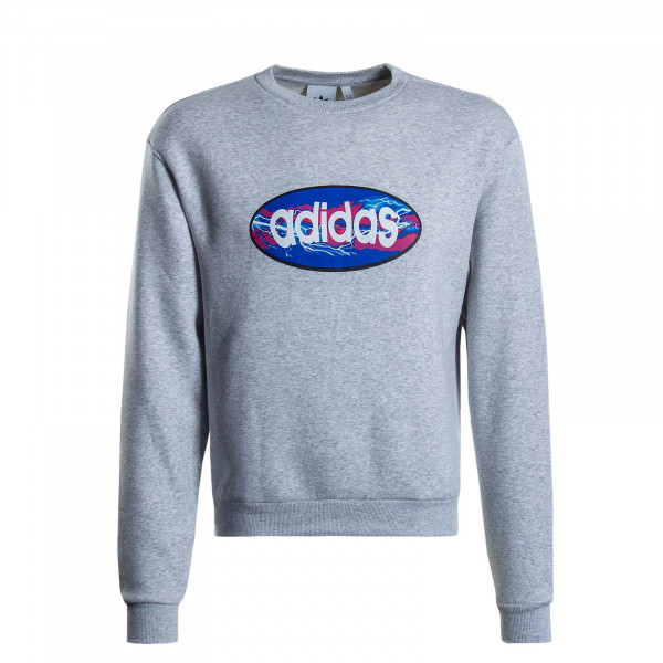 Herren-Sweatshirt Skate Sweat OVL Grey