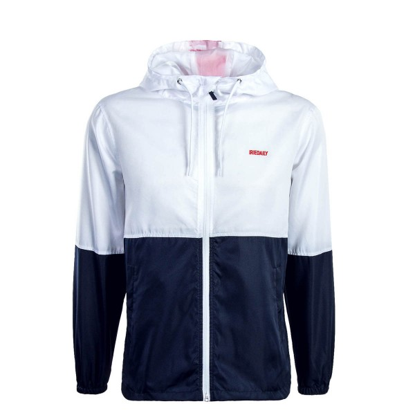 Iriedaily Jkt New Momentum Wht Navy Red
