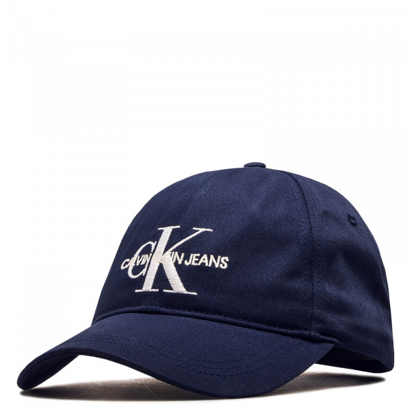 Cap Monogram 4940 Navy White