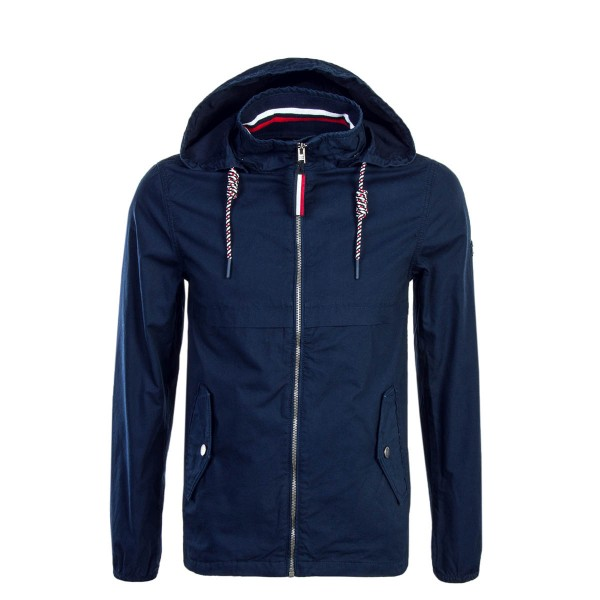 Tommy Jkt Anorak Outerwear Navy