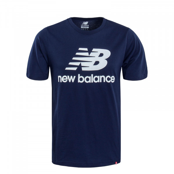 Herren T-Shirt MT91546 Navy White