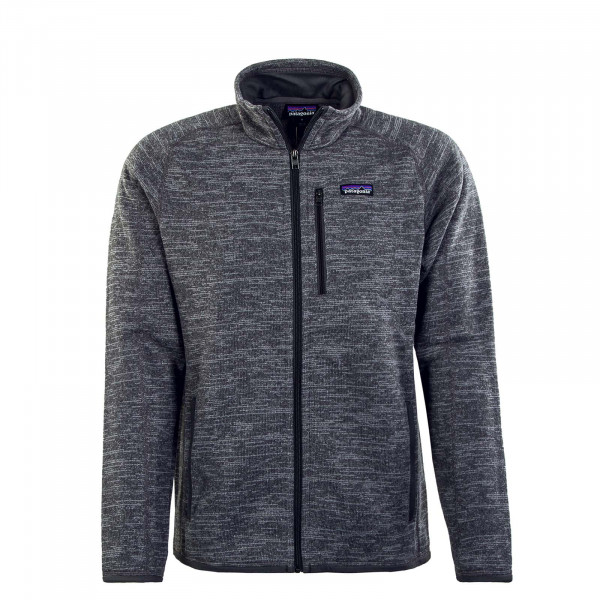 Herren Sweatjacke Better Grey