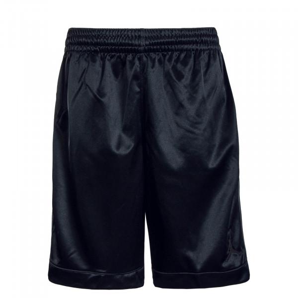 Herren Short Jumpman Shimmer Black Black