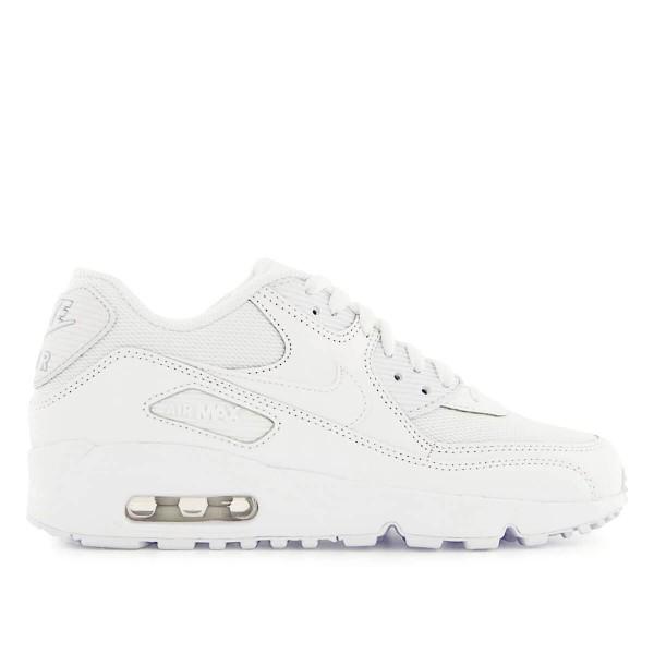 Nike Wmn Air Max 90 Mesh White White