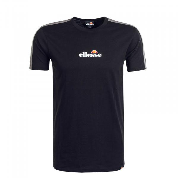 Herren T-Shirt Carcano Black