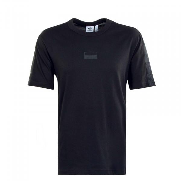 Herren T-Shirt - R.Y.V. Logo - Black