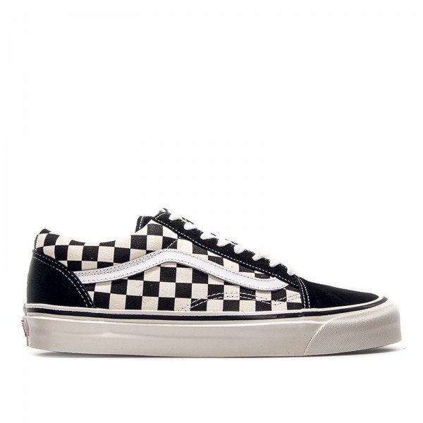 Vans Old Skool 36 DX Check Black White