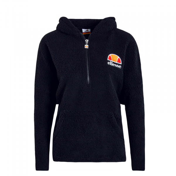 Damen Hoody Flecce Seppy Black