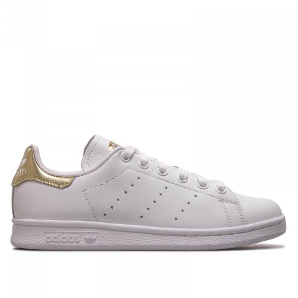 Damen Sneaker Stan Smith White Gold