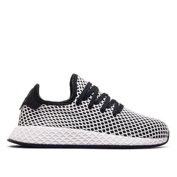 Adidas U Deerupt Runner White Black