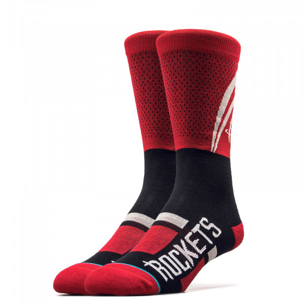 Socken NBA Arena Rockets Red Black