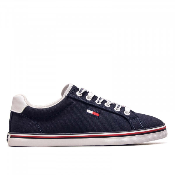 Damen Sneaker Essential Lace Up Navy