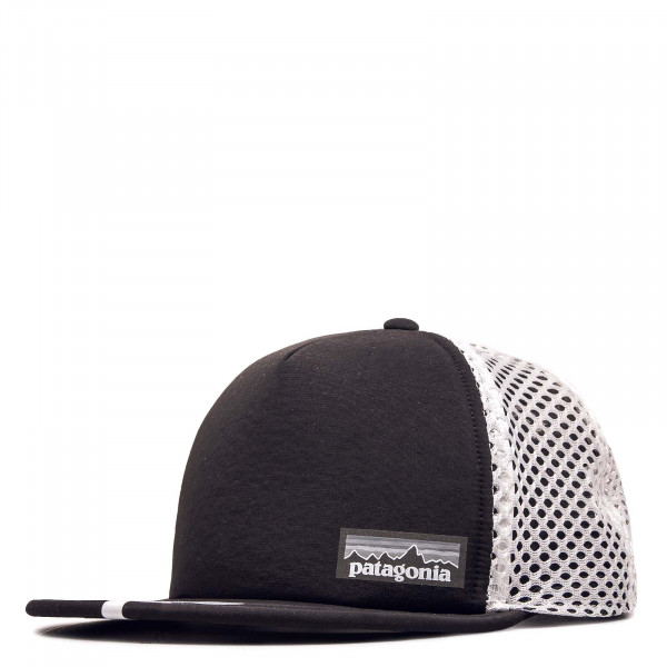 Cap Duckbill Trucker Hat Black