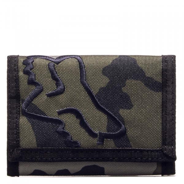 Brieftasche Mr. Clean Velcro Camouflage Olive Black