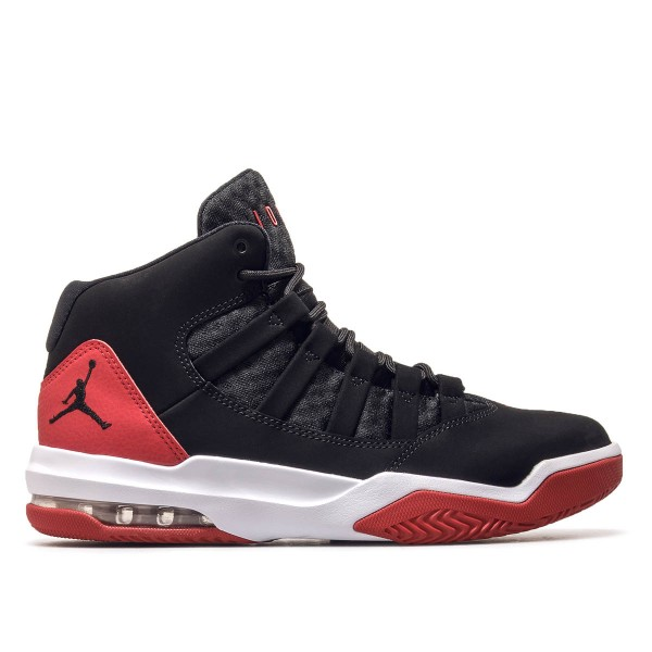 Jordan Max Aura Black Red White
