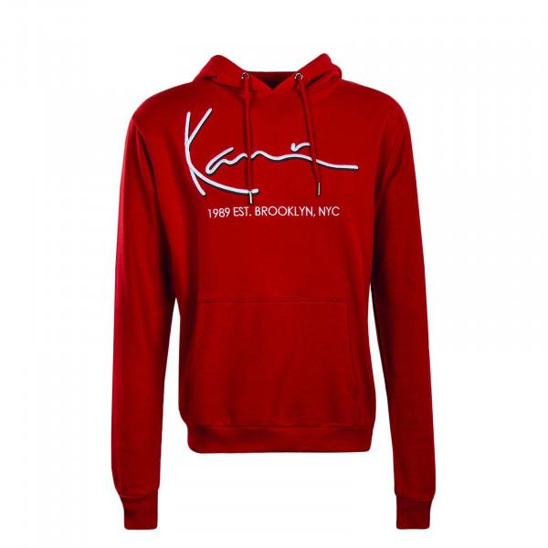 Kani Hoody Signature Red