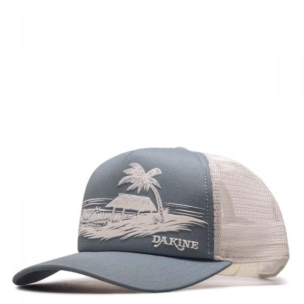 Cap Trucker Oceanfront Mint White