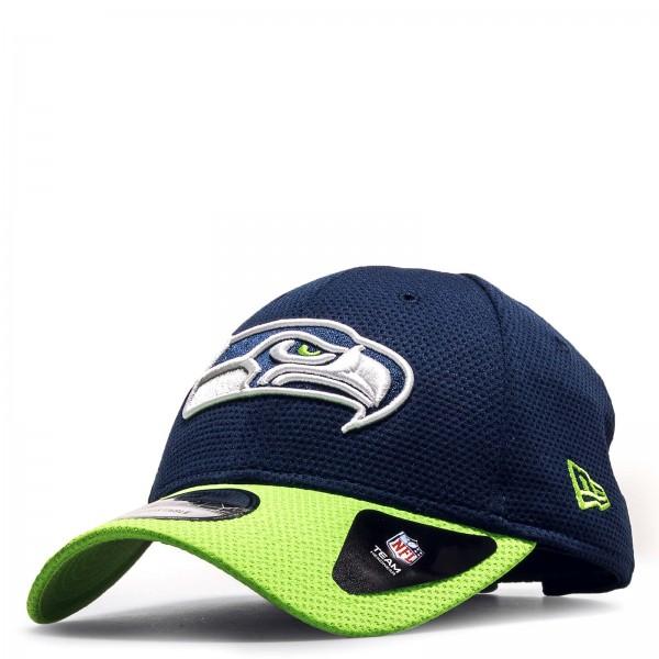 New Era Cap 9Forty Seahawks Navy Green