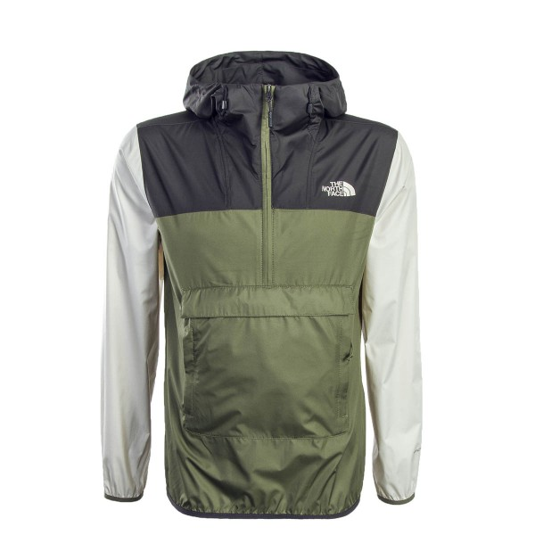 Northface Breaker Fanorak Olive