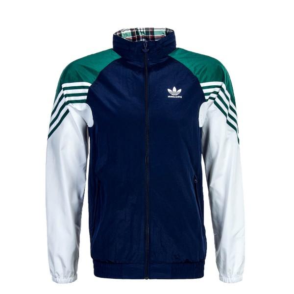 Adidas Trainingsjkt Lightwziptrack Blue