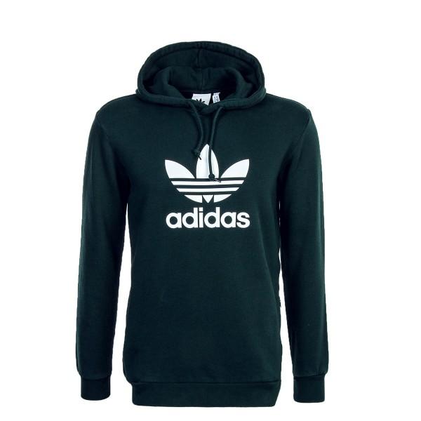 Adidas Hoody Trefoil Green