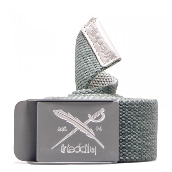 Iriedaily Belt Flip The Side Light Grey
