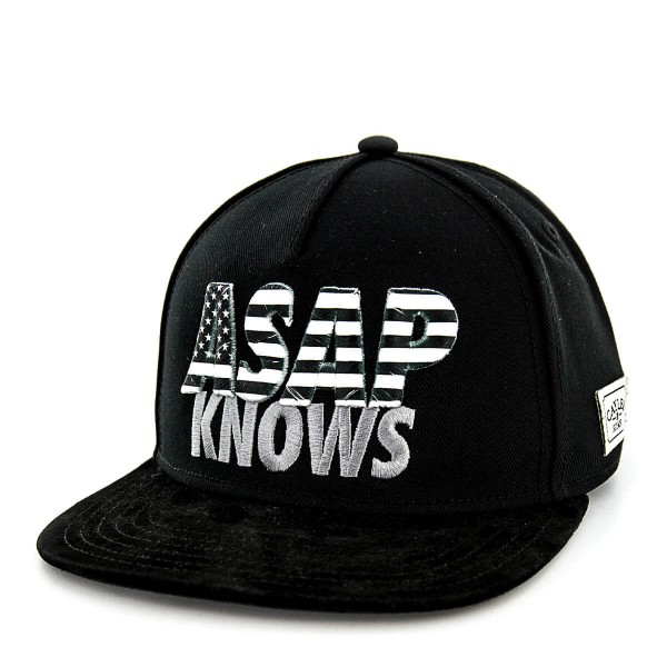 Cayler&Sons Cap ASAP Knows Black White